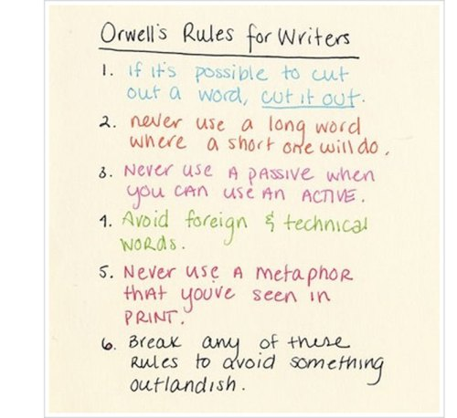 Orwell's-Rules